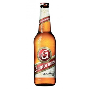 Gambrinus Original 10° 0,5 l