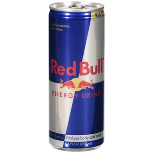RED BULL plech 250 ml
