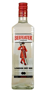 Beefeater gin 1 l  40%