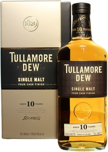 Tullamore Dew single malt 10Y  0,7 l