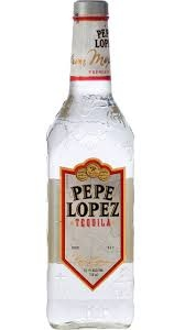 PEPE LOPEZ  Silver Tequila 1 l  40%