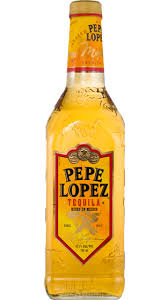 PEPE LOPEZ  Gold  Tequila 1 l  40%
