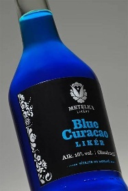 Blue Curacao  0,5l